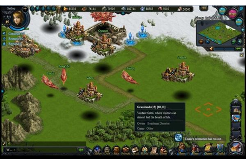 Knights of the Sky - Free Browser MMORTS