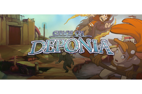 Deponia 2: Chaos On Deponia - Download