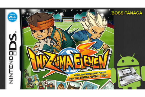 Inazuma Eleven - #2 Nintendo DS Gameplay on Android ...