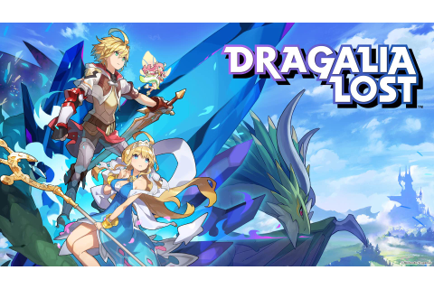 Nintendo's action RPG Dragalia Lost hits iPhone