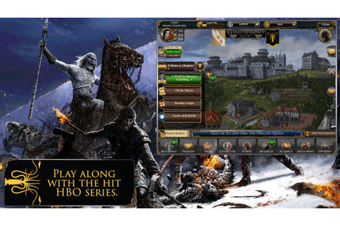 Game of Thrones Ascent Unlock All | Android Apk Mods