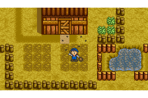 Harvest Moon's PC debut looks familiar - Polygon