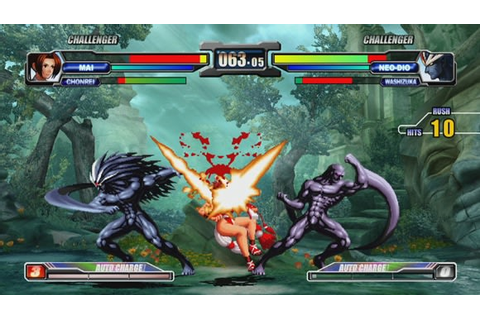 NeoGeo Battle Coliseum fights WAREZ on XBLA in Japan on June 9