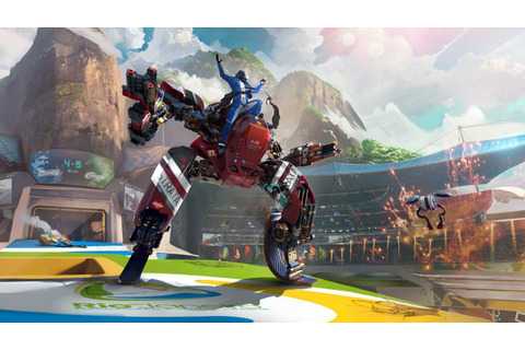 RIGS: Mechanized Combat League Review