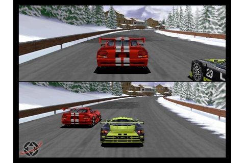 World Driver Championship (1999) by Boss Game Studios N64 game