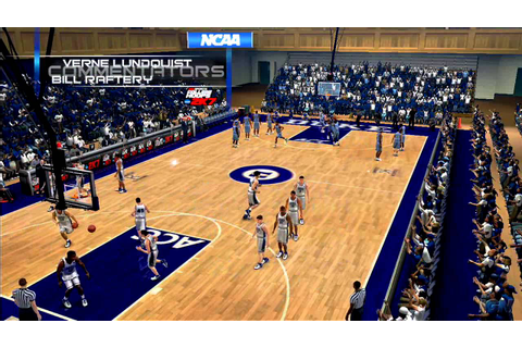 College Hoops 2K7 Xbox 360 Gameplay - Best Warmups Ever ...