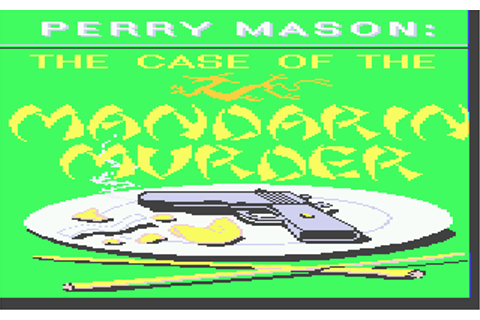 Download Perry Mason: The Case of the Mandarin Murder - My ...