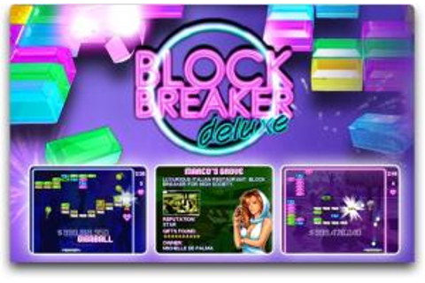 New iPod Game: Block Breaker Deluxe - Mac Rumors