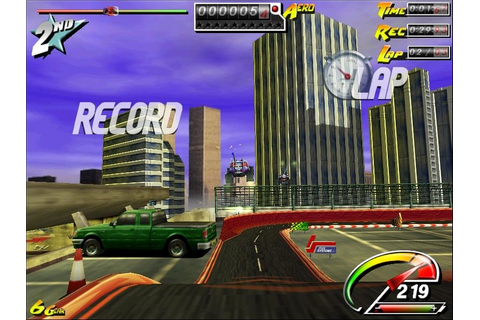 Stunt GP (2001) - PC Review and Full Download | Old PC Gaming