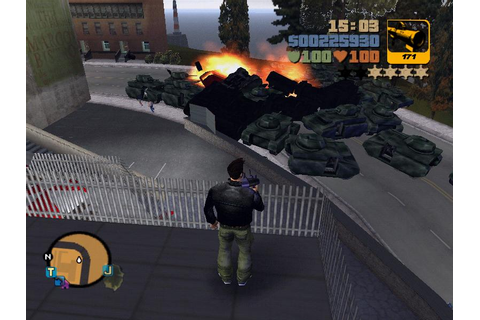 Free Download PC Games Grand Theft Auto (GTA) III (3) Full ...