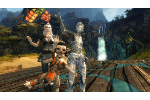 Guild Wars 2: The First Year | GuildWars2.com