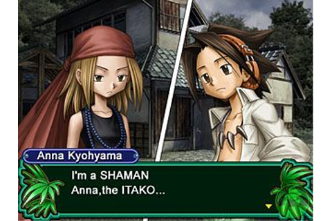 GameSpy: Shaman King: Power of Spirit - Page 1