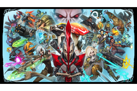 Battleborn Game Features Explained - Battleborn
