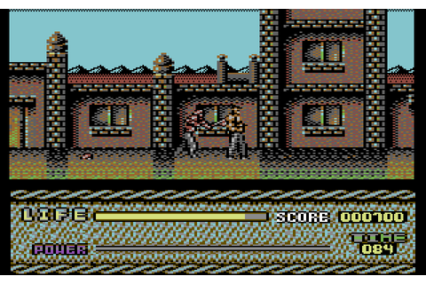 Last Battle (1991) by Elite C64 game