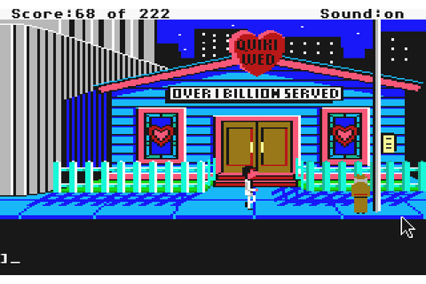 Leisure Suit Larry in the Land of the Lounge Lizards - My ...
