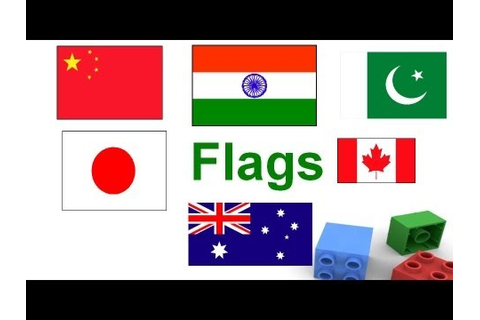 Flags for children, Flags flash cards for kids, Learn ...