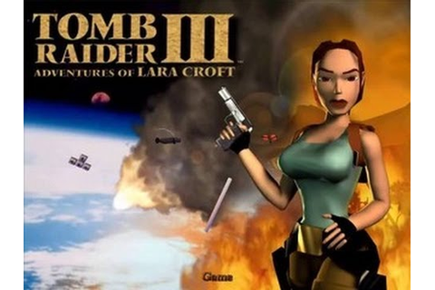 Tomb Raider 3 - PS1 On PS Vita - YouTube