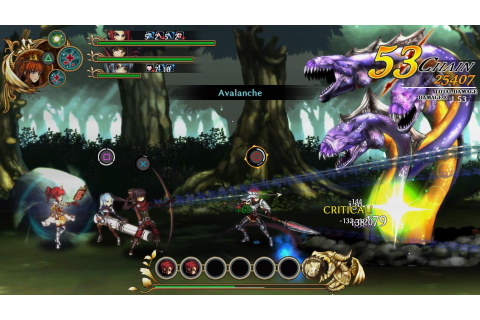Action RPG Fallen Legion Brings a Branching Story to PS4 ...