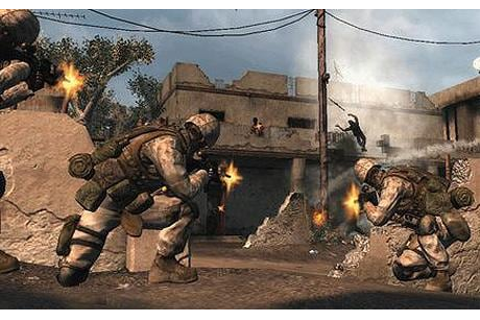 Xbox game based on Iraq conflict battle angers veterans ...