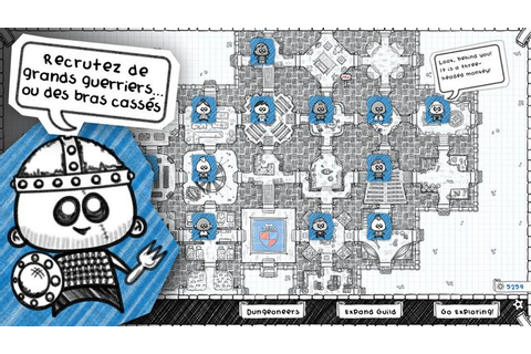 Guild of Dungeoneering, ReRunners: Race for the World ...