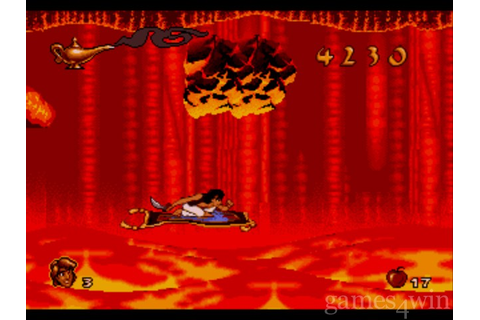 Aladdin Download on Games4Win