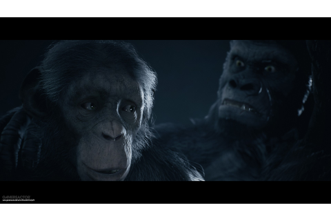 Planet of the Apes: Last Frontier Recension - Gamereactor