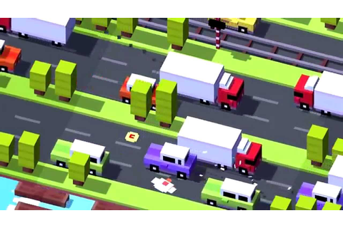 Crossy Road - Gameplay Launch Trailer (By Hipster Whale ...