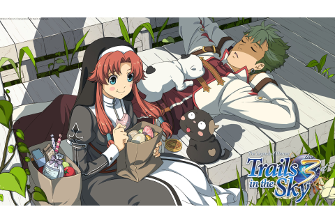 The Legend of Heroes: Trails in the Sky the 3rd - Download ...