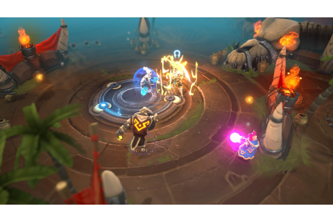 Battlerite Celebrates Free-to-Play PC Launch With Trailer ...