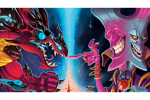 Cosmic Encounter Duel is a two-player spin-off from the ...