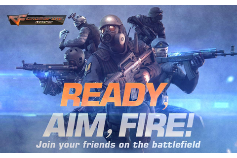 Download CrossFire: Legends on PC with BlueStacks