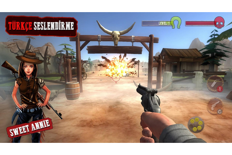Call of Outlaws İndir - iPhone ve iPad İçin Türkçe Vahşi ...