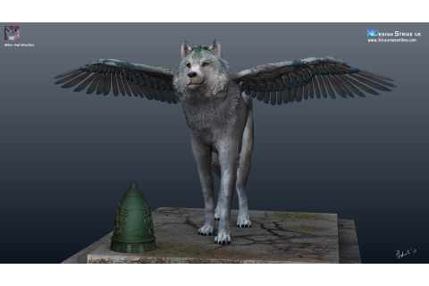 Paul Hadcock - Winged Wolf Games Model