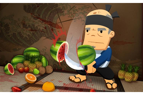 Fruit Ninja HD Portable(PC Version)