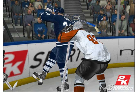 NHL 2K7 Screenshots, Pictures, Wallpapers - Xbox - IGN