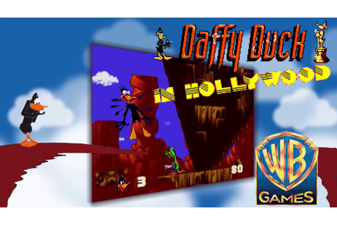 launchbox game theme Sega Genesis Daffy Duck In Hollywood ...