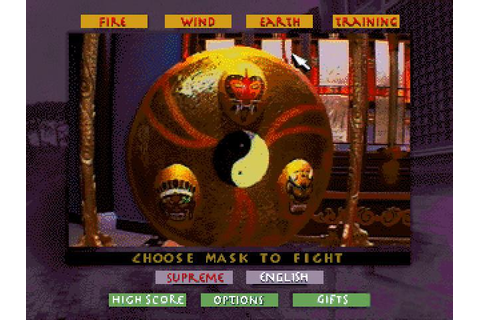 Supreme Warrior Download (1996 Arcade action Game)