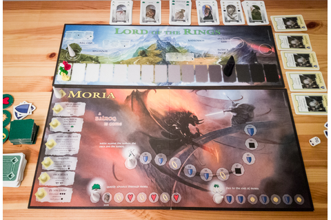 Lord of the Rings Board Game Review | Co-op Board Games