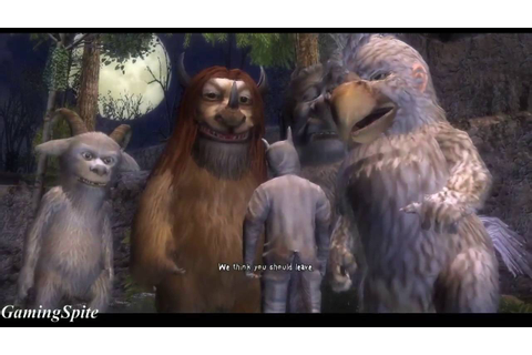 Where The Wild Things Are - The Video Game All Cutscenes ...