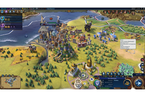 Review: Civilization VI is a beautiful prance through ...