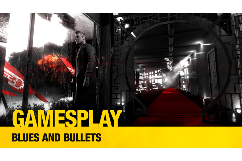 GamesPlay: Blues and Bullets | Games.cz
