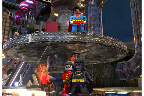 Dream Games: Lego Batman 2 DC Super Heroes