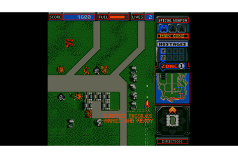 Game of the day 2261 Rescue Raider (レスキュー・レーダー) Bally ...