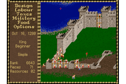 Download Castles | DOS Games Archive