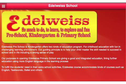Edelweiss - Android Apps on Google Play
