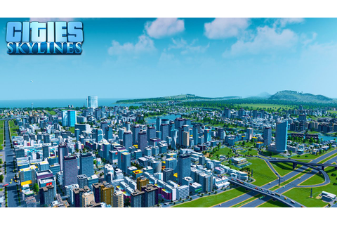 Cities: Skylines Gameplay (PC HD) - YouTube