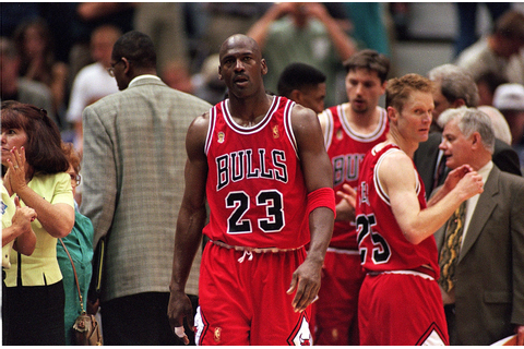 Michael Jordan may have had altitude sickness during flu game