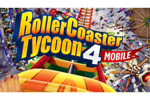 RollerCoaster Tycoon 4 Mobile - Wikipedia