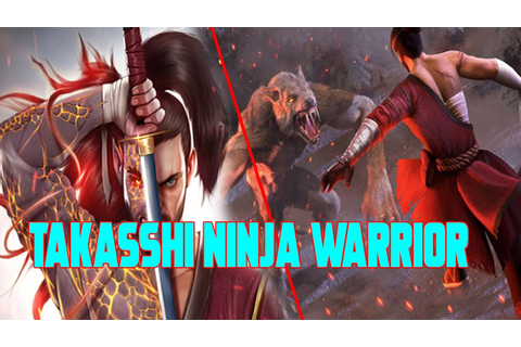 Top New Android Game 2020 | Takashi Ninja Warrior - YouTube