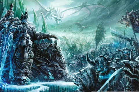 World Of Warcraft Wrath Of The Lich King En Qwant Games